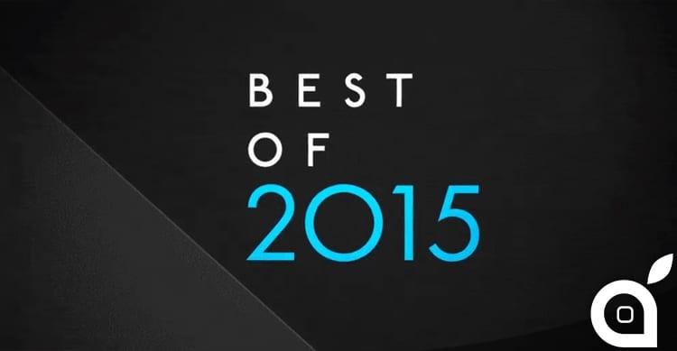 best of 2015 il meglio del 2015 in app store