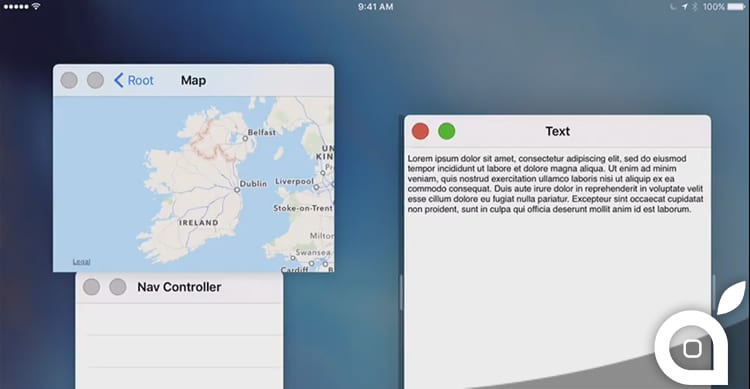 Un nuovo concept porta le 'finestre' su iPad [Video]