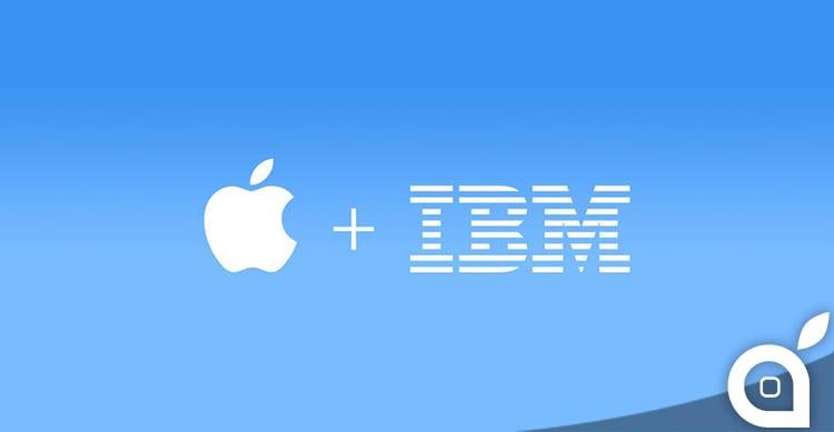 Partnership Apple e IBM: rilasciate 100 applicazioni