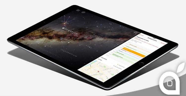 Apple durante il prossimo evento presenterà un iPad Pro da 9.7 pollici