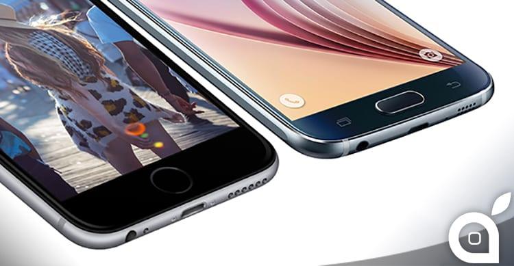 Samsung pagherà mezzo miliardo di dollari ad Apple per aver copiato il design dell'iPhone