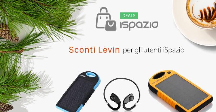 sconti levin ispazio deals