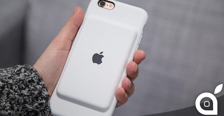 smart battery case iphone apple