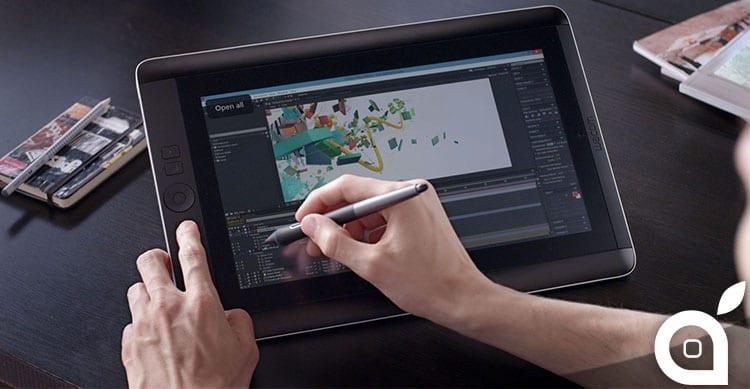 Emmanuel Joao, dirigente Wacom, afferma di non essere spaventato da iPad Pro