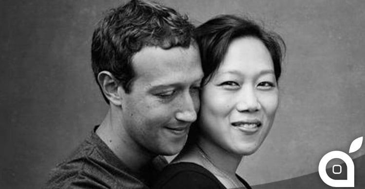 Zuckerberg ritorna a lavoro dopo le ferie per paternità