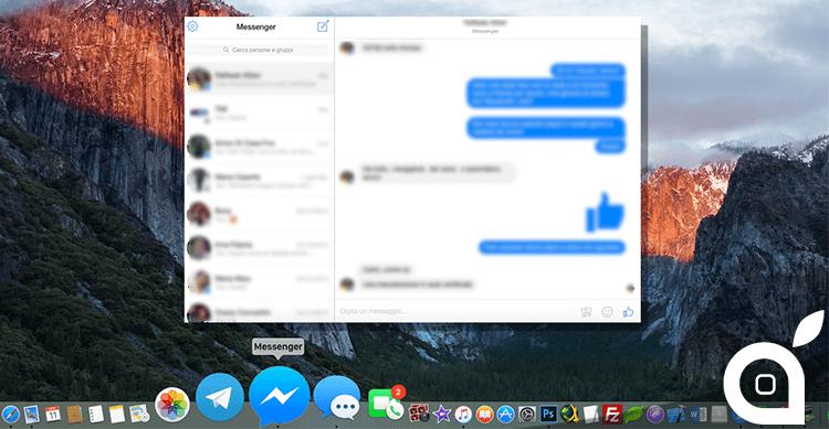 MessengerMac