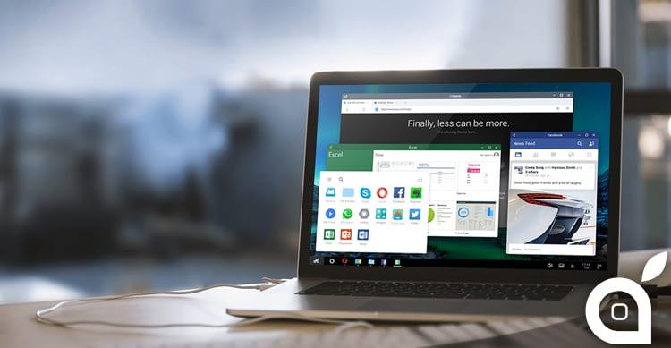 Remix OS porta Android su Mac e PC