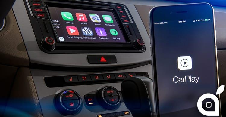 """CES 2016, Volkswagen: """"Apple ha bloccato la nostra dimostrazione del supporto wireless a CarPlay"""""""