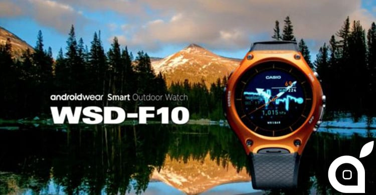 CES 2016: Casio launches his idea of a smartwatch ...