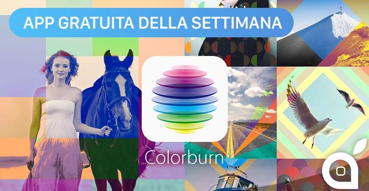 Apple regala Colorburn con l'App della Settimana. Approfittatene ora, risparmiando 0,99€!