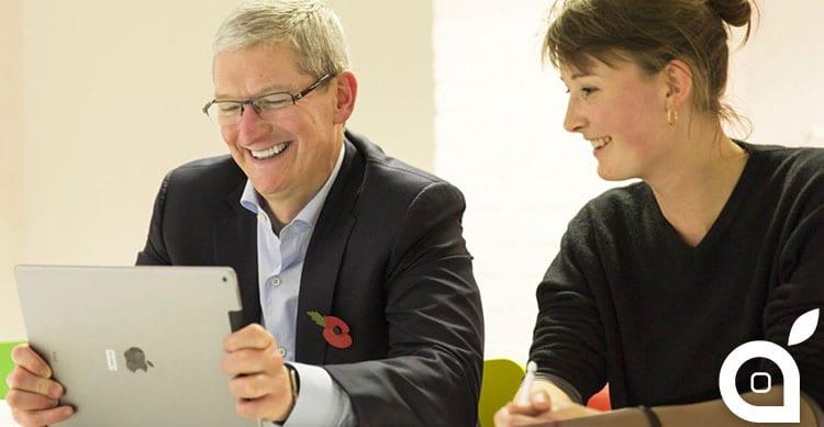 Ecco quanto hanno guadagnato i dirigenti Apple nel 2015