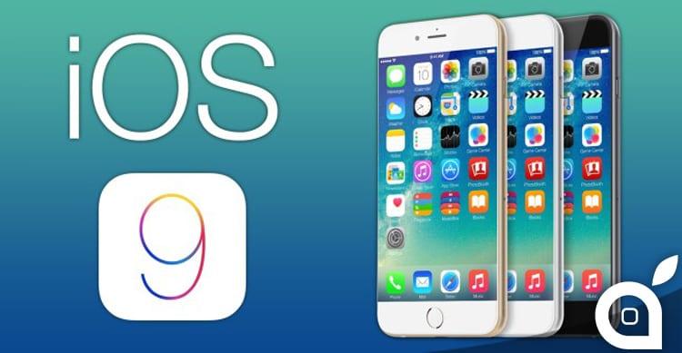 Importante falla di sicurezza risolta in iOS 9.2.1