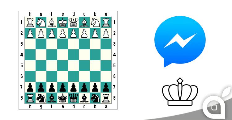 Ecco come attivare la funzione nascosta su Facebook Messenger che permette di giocare a scacchi | Guida