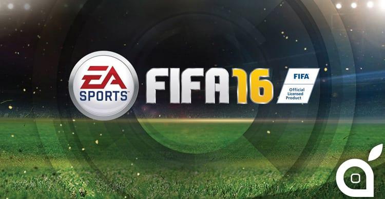 Vi piace giocare a FIFA 16 Ultimate Team? Provate la sua companion app!