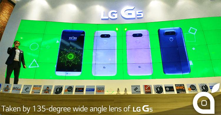 LG G5 & Friends premiati al Mobile World Congress | MWC 2016