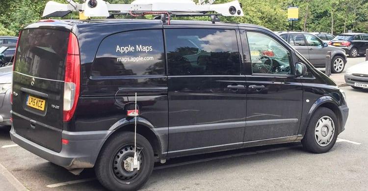 Apple sta creando una versione notturna dell'applicazione nativa Mappe su iOS 10?