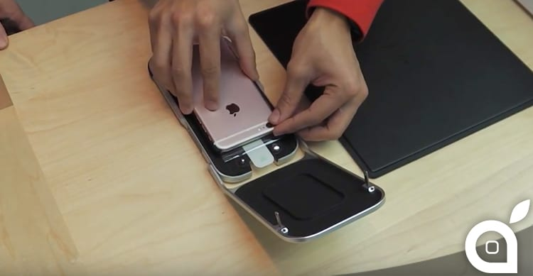 Apple Store: lanciato il programma per l'applicazione di pellicole protettive [Video]