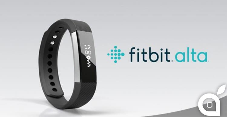 Fitbit presenta Alta, nuovo fitness tracker compatibile con iOS [Video]