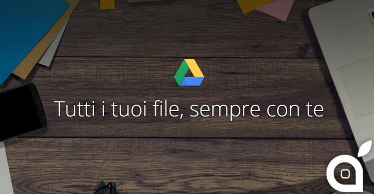 Google Drive regala oggi 2GB di spazio d'archiviazione: ecco come ottenerli