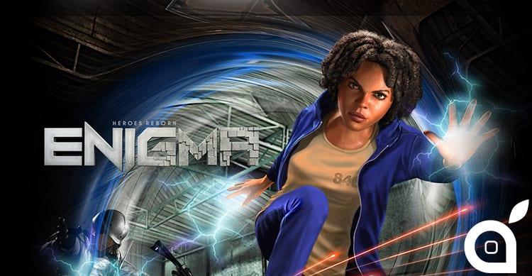 Heroes Reborn – Enigma è il gioco del mese per IGN: ecco come scaricarlo GRATIS per un periodo limitato!