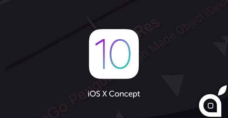 iOS 10 e watch OS 3.0, ecco un interessante Concept che mostra tante novità [Video]