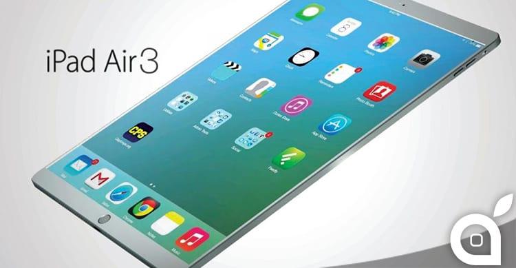 Custodie per iPad Air 3 confermano i rumor: quattro altoparlanti, flash LED e Smart Connector