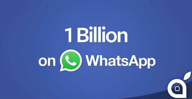 miliardo di utenti