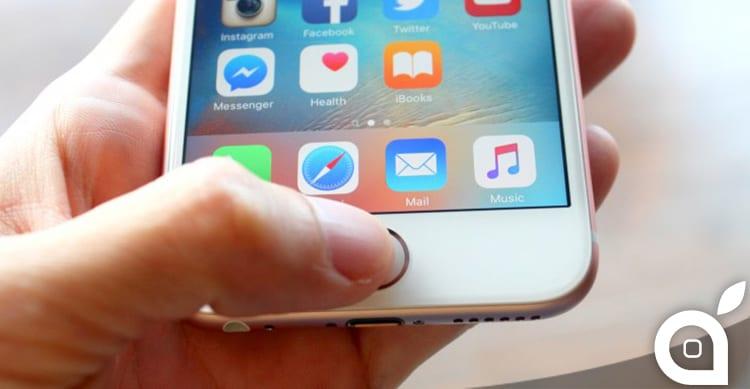 iPhone 7 non avrà più un tasto Home fisico? | Rumor