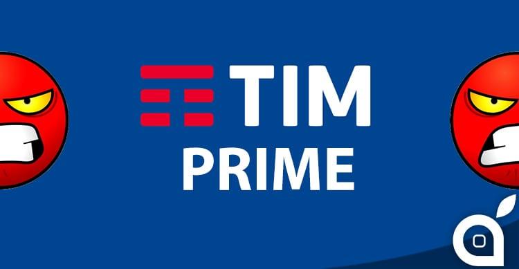 Partite le prime denunce contro TIM Prime per pratica commerciale scorretta