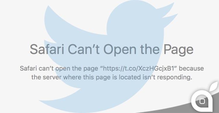 OS X 10.11.4 beta 3 risolve un problema in Safari riguardante i link Twitter accorciati