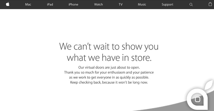 Apple rimuove dal proprio sito le pagine dedicate ad alcuni iPhone e iPad [AGGIORNATO]
