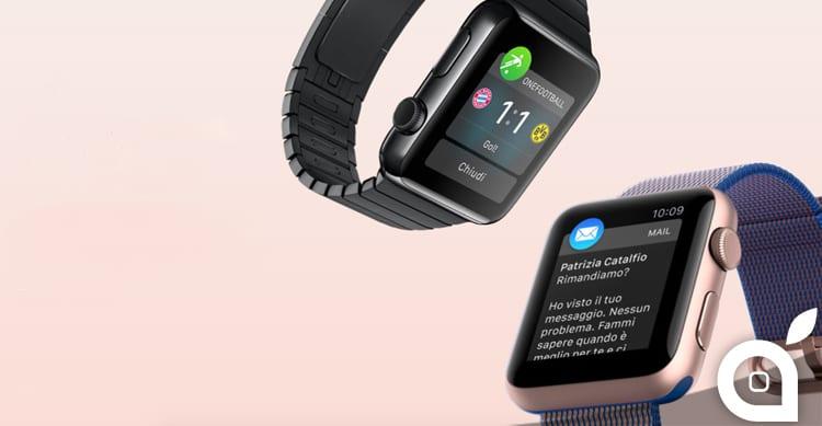 Svelato il nuovo prezzo degli Apple Watch Sport in Italia