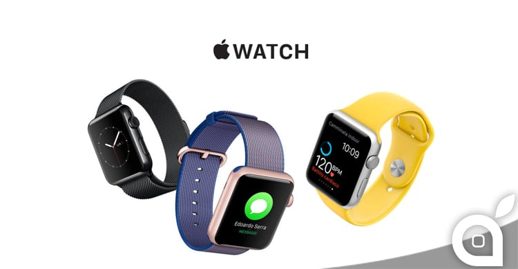 Il prossimo smartwatch Apple potrebbe chiamarsi iWatch