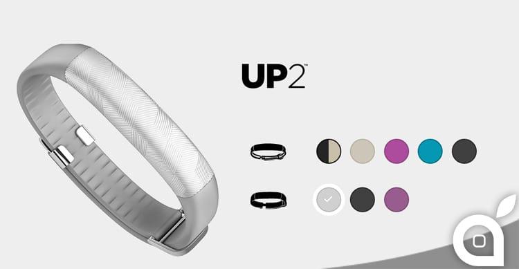 Jawbone UP2: una fitness band elegante, ma incompleta