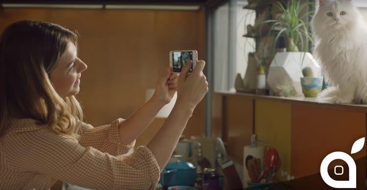 Ecco il nuovo Spot pubblicitario di Apple per iPhone 6s dedicato alle Live Photos [Video]