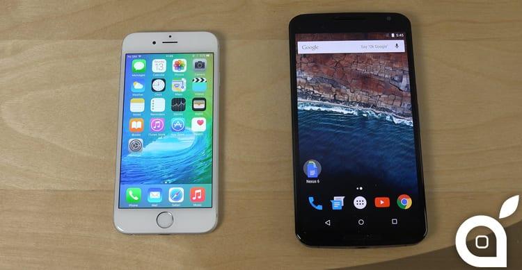 iOS batte Android sul tasso d'adozione dell'ultimo sistema operativo