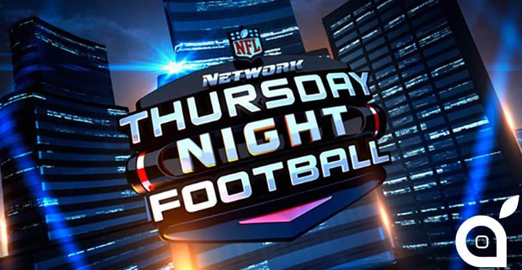 """Apple non farà offerte per il pacchetto streaming """"Thursday Night Football"""""""