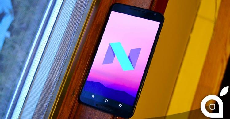 Android N: Google rilascia la seconda Developer Preview. Ecco tutte le novità