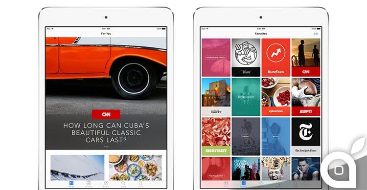 apple news articoli sponsorizzati