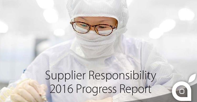 Apple pubblica il report sulle condizioni di lavoro dei dipendenti delle fabbriche: risultati confortanti