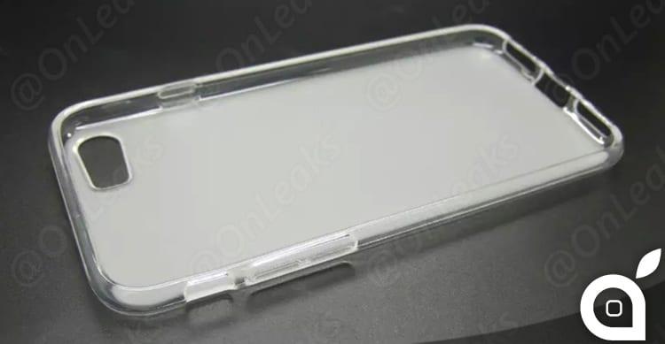 Online le foto di una cover per iPhone 7: assente il foro per il jack delle cuffie | Rumor