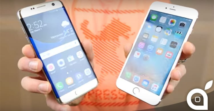 iPhone 6s Plus e Galaxy S7 Edge si scontrano all'ultimo Drop test [Video]