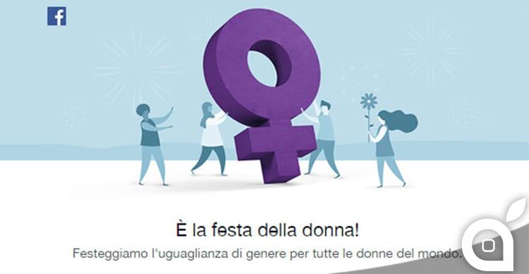 facebook festa della donna