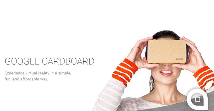 Google rilascia l'SDK per creare app native iOS che sfruttano Google Cardboard e la realtà virtuale