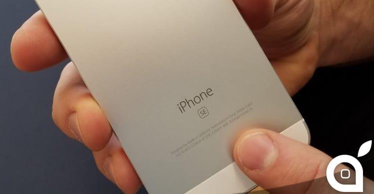 Quanto dura la batteria dell'iPhone SE?