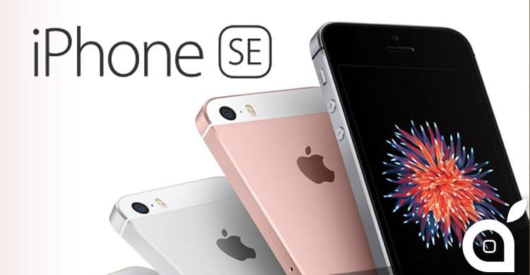 Secondo i primi benchmark l'iPhone SE è più potente dell'iPhone 6S