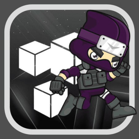 Ninja Runner Adventure, dimostra di avere le doti di un Ninja   QuickApp