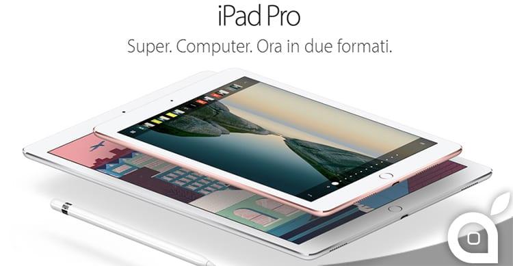 iPad Pro a confronto: i benchmark mostrano alcune sostanziali differenze