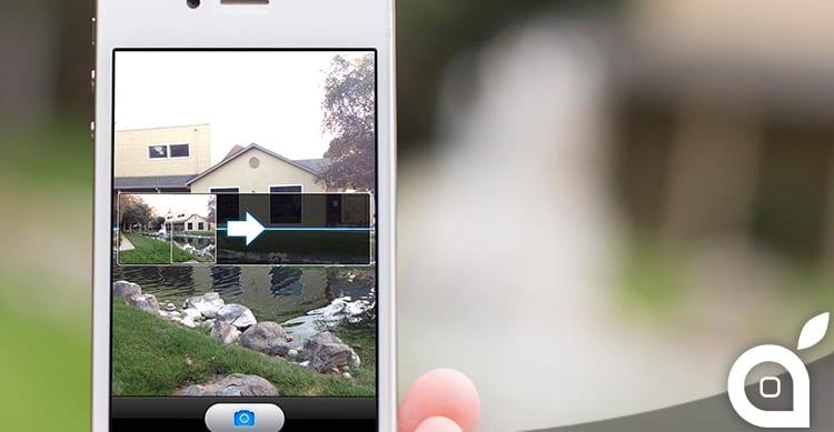 iPhone: in futuro foto panoramiche con un singolo scatto | Brevetto
