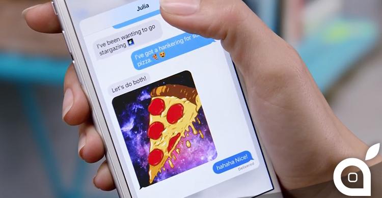 ecco il nuovo spot pubblicitario di apple per iphone 6s